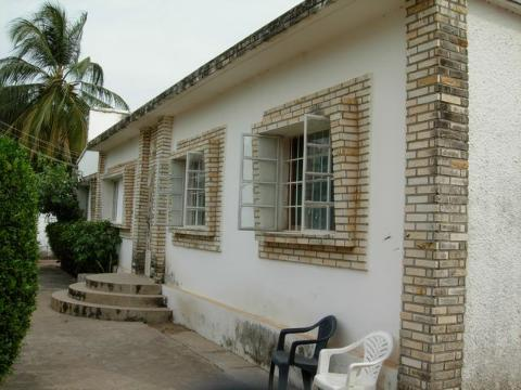 Kotu - potential 6 bed guest house for rent - Gambia