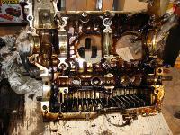 Motorgehäusehälfte Typ 4 CU