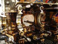Lagergasse Motor Typ 4 CU